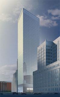WTC 7 Artist Rendering