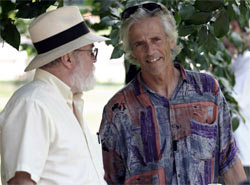 Don Paul and Jim Marrs