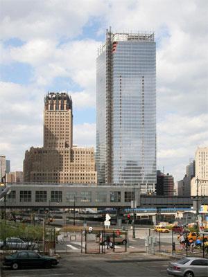WTC 7 Barclay
